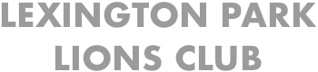 Lexington Park Lions Club Logo