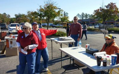 Lions 2015 Scholarship Yard Sale Huge Success