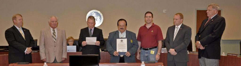 Lexington Park Lions Club Recognized for 70 Years Service
