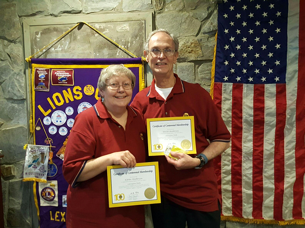 Lexington Park Lions Club Welcomes New Members