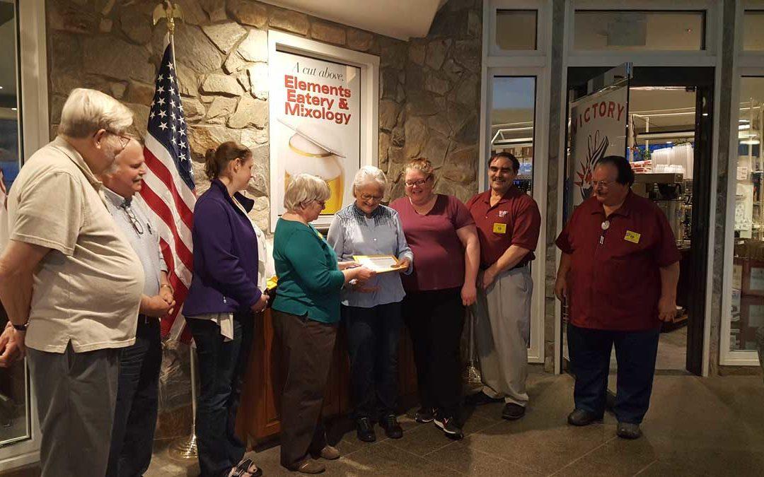 Lexington Park Lions Club Welcomes New Member Mary Barham