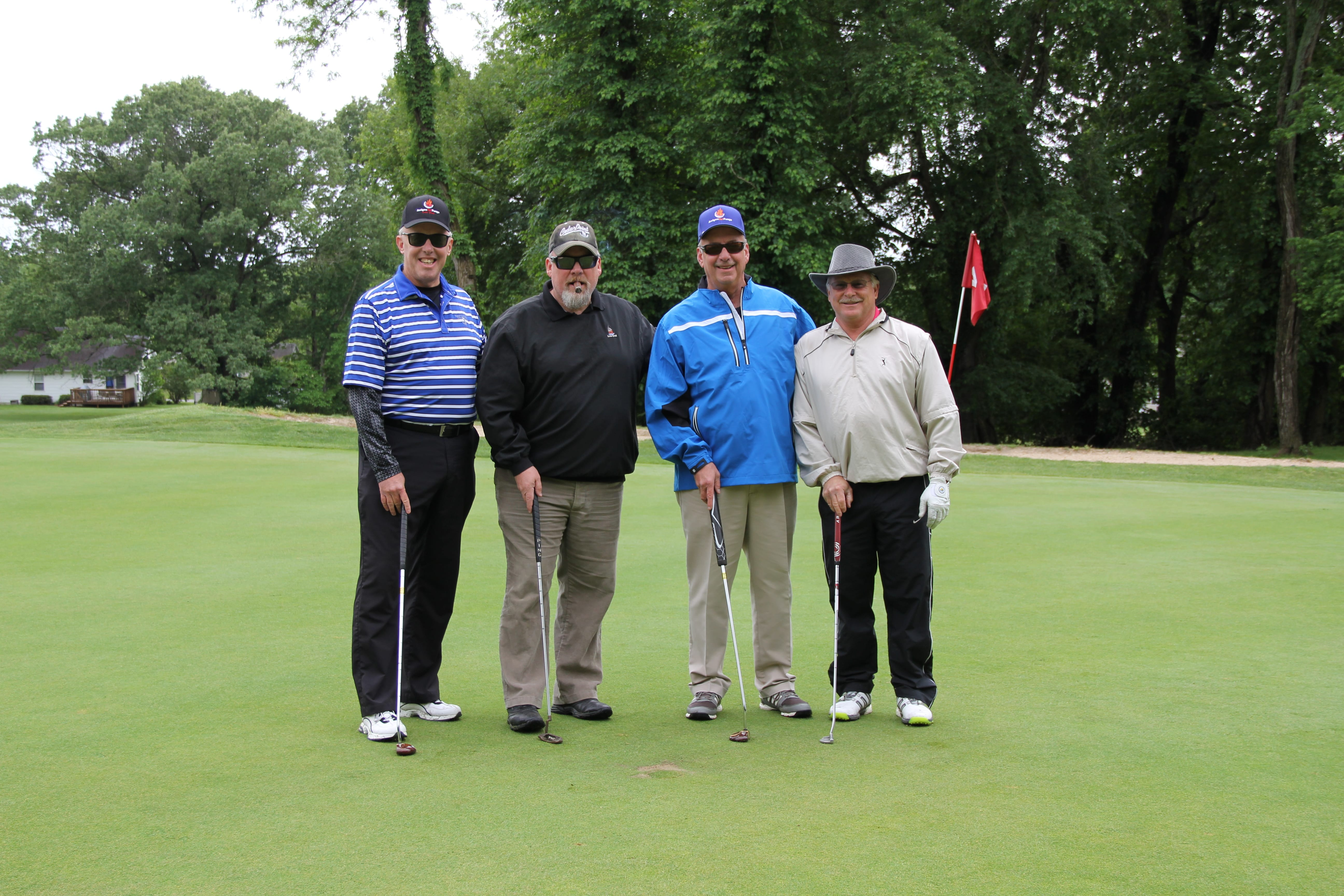 IMG_5911 - Team 6, Rick Rickson, Dave Robins, Jim Robins, Jim Gentilcore