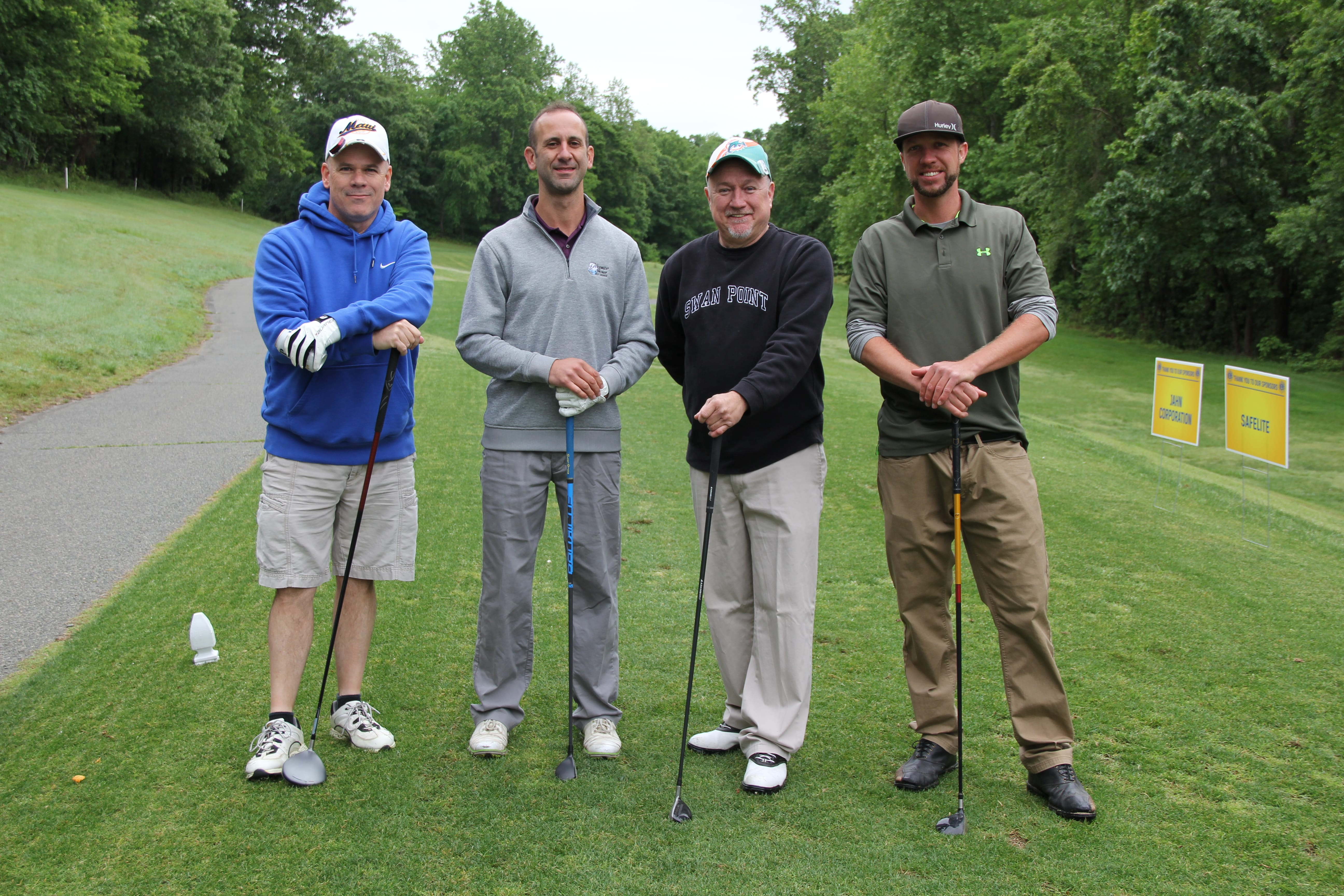 IMG_5915 - Team 7 - Ricky Lacey, Jason Masri, Keith Rollins, Brandon Gronert