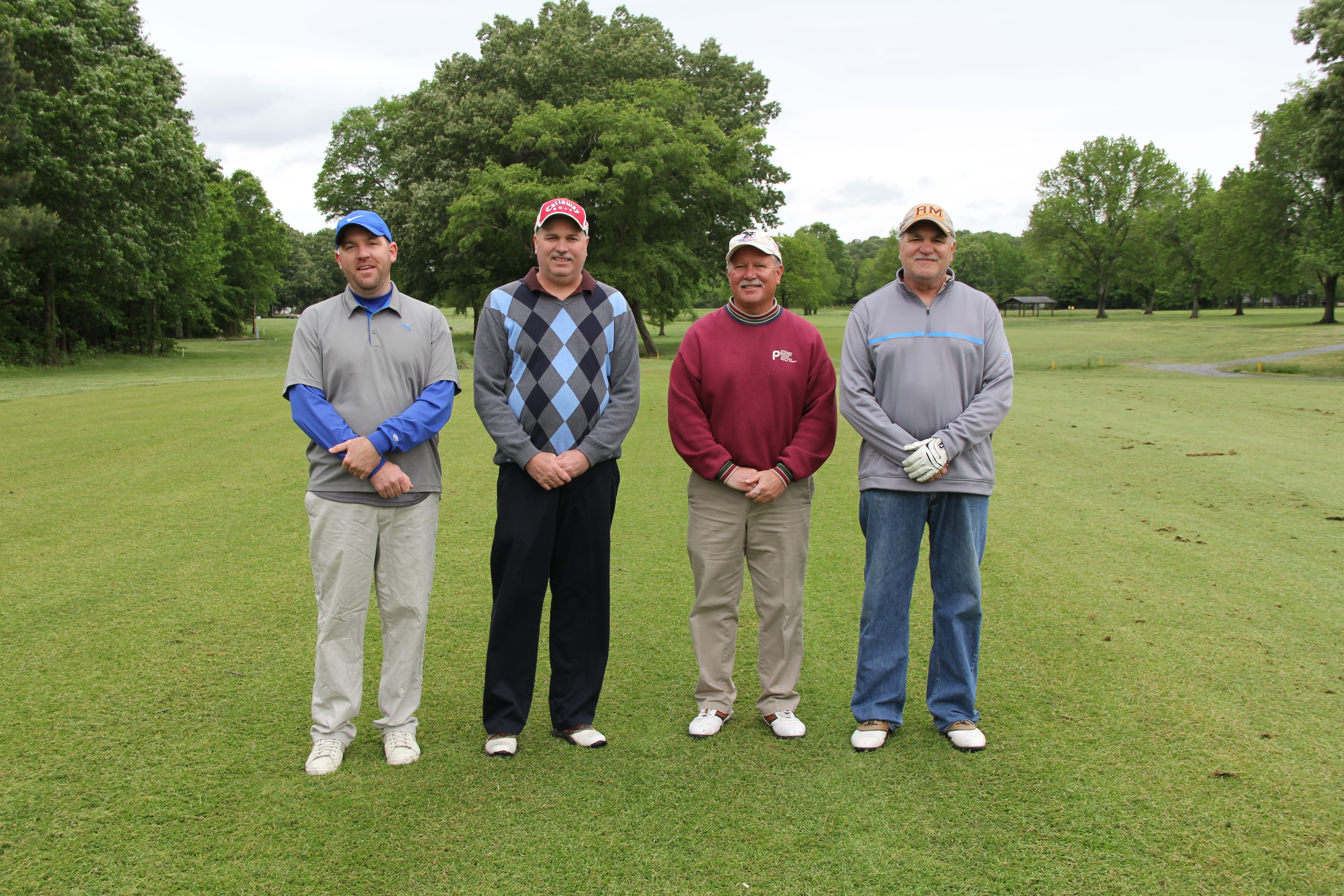 IMG_5922 - Team 9 - Walter Johnson, Craig Wathen, Tony Wathen, John Wathen