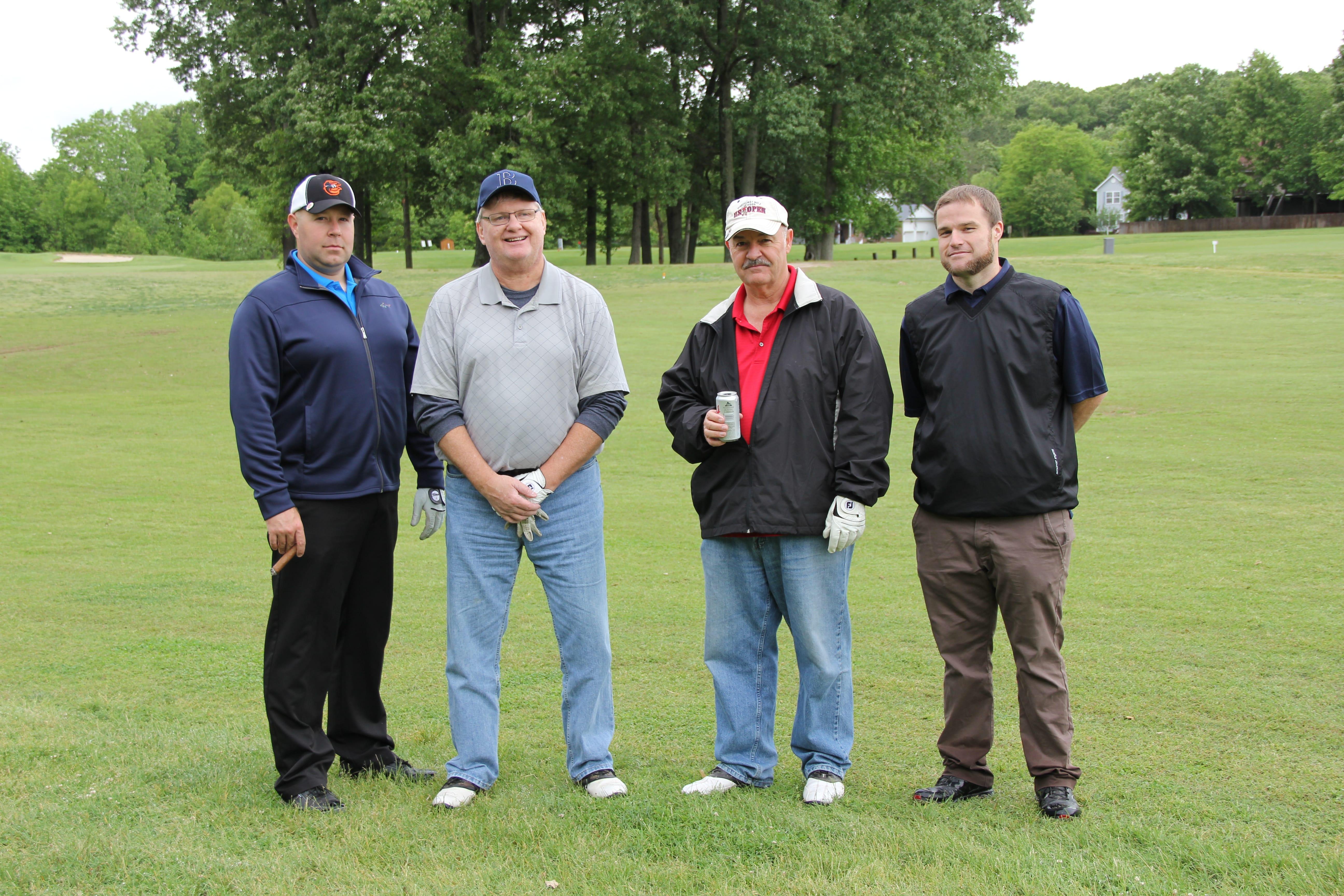 IMG_5926 - Team 10 - Dan Leddy, Sean Hill, Warren Brooks, Raymond Brooks