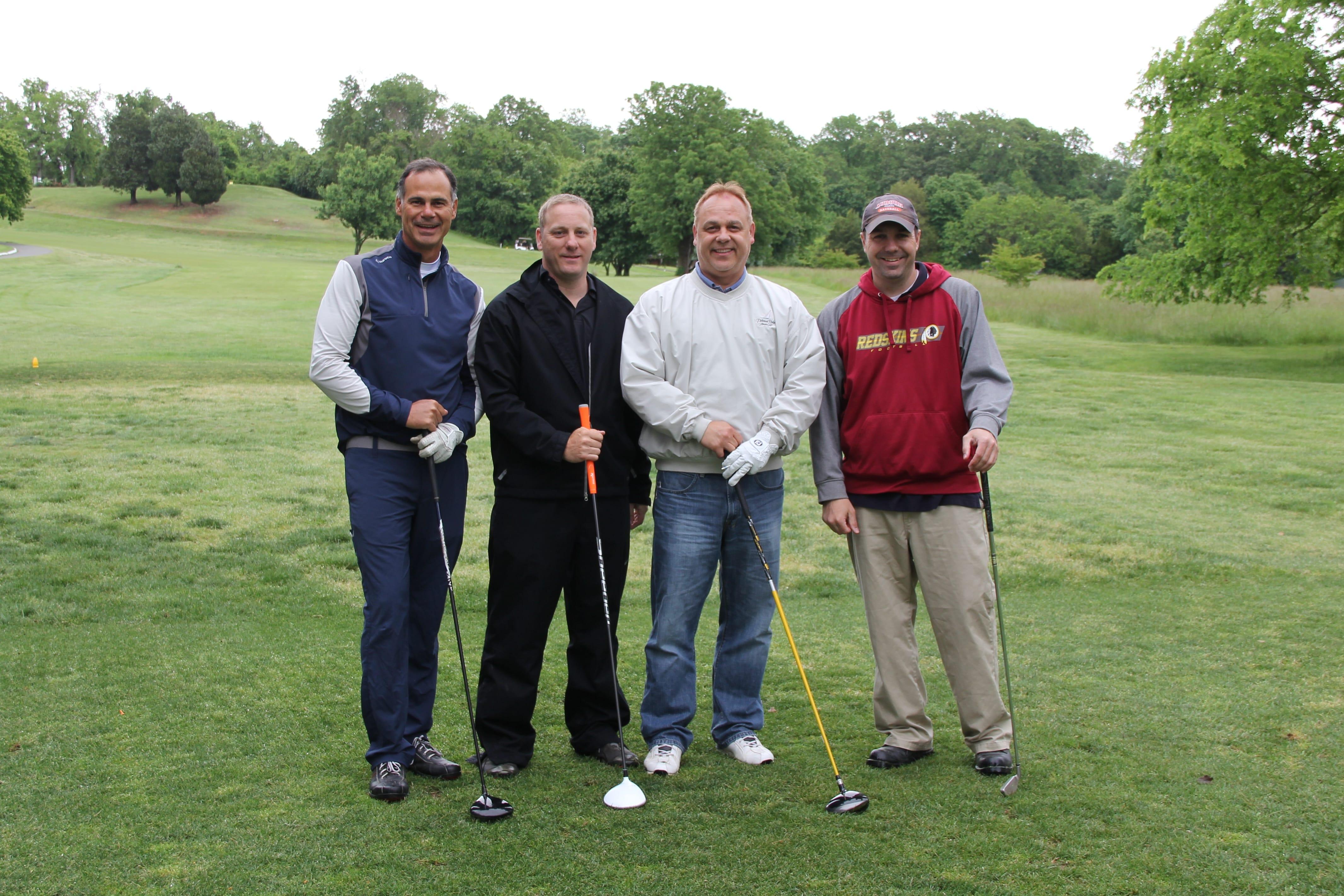 IMG_5936 - Team 13 - Chris Furfaro, Rich Ciabattoni, Dave Ford, James Pouncey