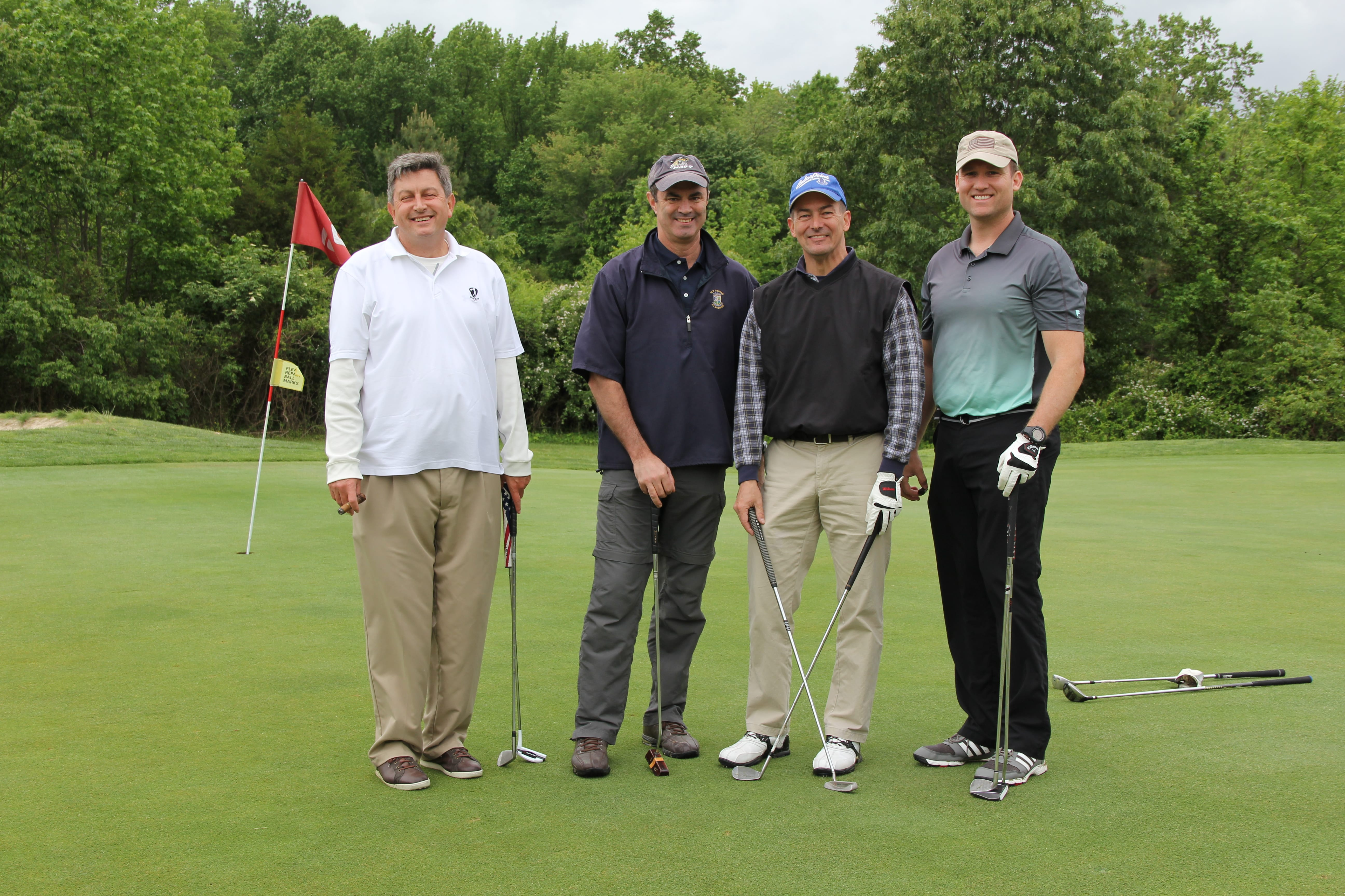 IMG_5948 - Team 16 - Tom Jones, Joe Eversole, Mike Shelton, Dave Smith