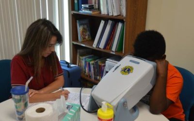 Back-to-School Vision Screening