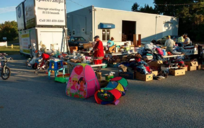 Scholarship Yard Sale 2017 – A Huge Success