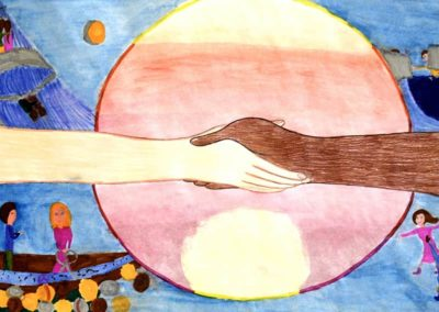2017 Peace Poster Contest Lexington Park Lions Club