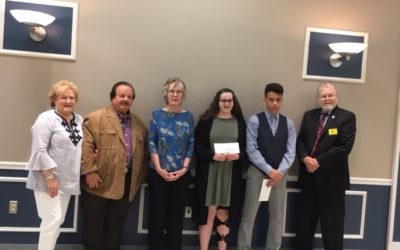 Lions Present Academic Excellence Scholarships