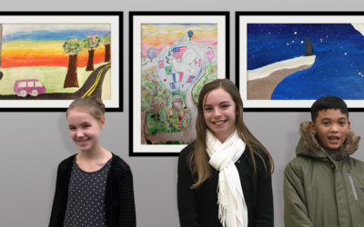 The 2019 Peace Poster Contest Winners