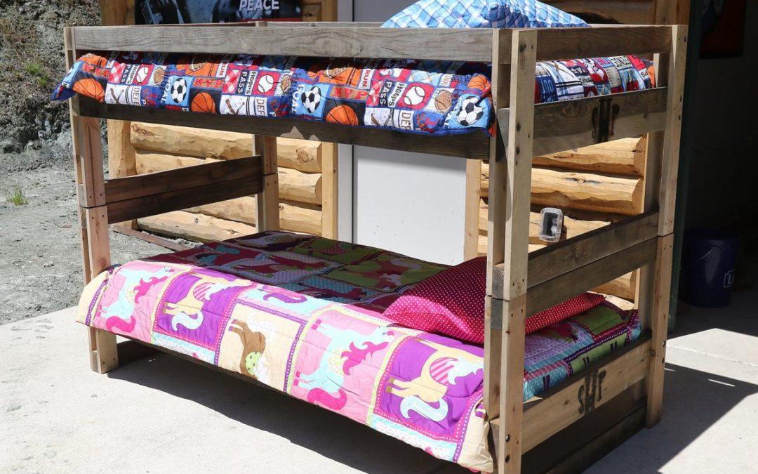 """Lexington Park Lions Sponsor """"Build A Bed"""" Day"""