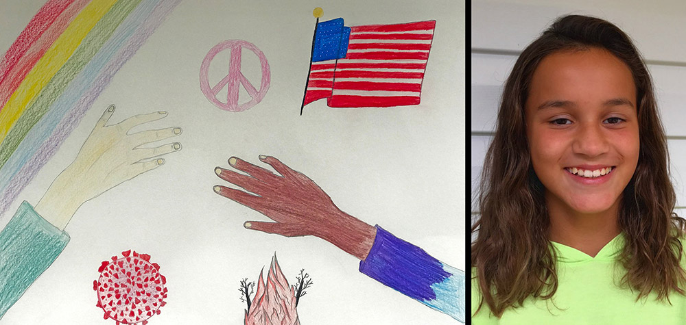 LPLC 2020-21 Peace Poster Contest Entry